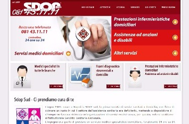 S.DO.P SUD : Assistenza medica domiciliare